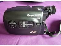 Vintage VHS camcorder