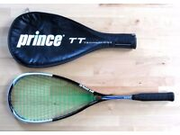Prince TT Viper squash racket - A1 condition