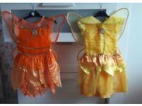 Tinkerbell/fairy dress ups age 3-4