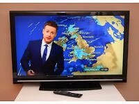 """FANTASTIC 40"""" FULL HD TV, USB, HDMI, built in FREEVIEW HD, remote ! EXCELLENT CONDITION !"""