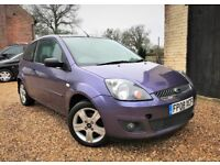 2008 Ford Fiesta Zetec Climate 51,000 miles 1.4 NEW MOT Superb Service History 5 Star Rated Dealer