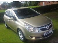 Corsa 1.2 Design [AC] **LOW MILES** 1 YR mot FULL SERVICE HISTORY, TOP SPEC, 1 OWNER LEATHER SEATS