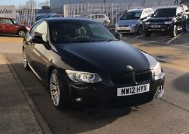 BMW 320d Sport Plus Coupe - Professional Nav, Leather, Heated Seats 64k FSH