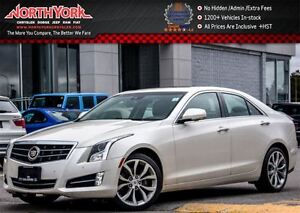 2014 Cadillac ATS Performance AWD|ColdWthrPkg|Nav|Sunroof|RearCa