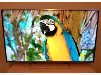 Panasonic 55 inch Ultra HD 4K Freeview HD Smart 3D LED TV