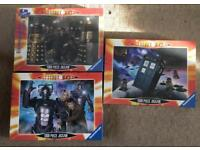 Dr Who jigsaw puzzles