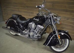2015 Indian Motorcycles Chief Classic Liquidation hivernale 250