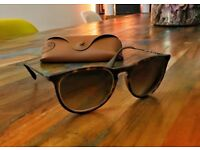 DON'T MISS OUT! Ray-ban Erika sunglasses frame