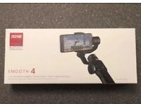 Zhiyun Smooth 4 3-Axis Handheld Gimbal for iPhone & Android