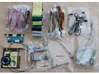 Computer Parts. Computer Cables. Asus. Comax. Sata. Telex Microphone and More
