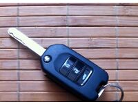 Found: HONDA CAR KEY in Crouch End area, North London