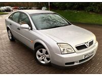 *** BARGAIN *** 2004 VAUXHALL VECTRA 2.0 DTI, TURBO DIESEL, LONG MOT, HPI CLEAR, GREAT CONDITION