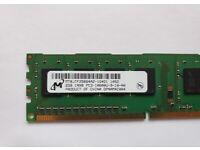 Micron MT8JTF25664AZ-1G4D1 2GB 240Pin DIMM DDR3