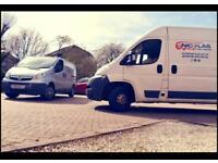 Vans for rent