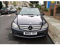 Mercedes-Benz (Mercedes) C200 *FULL LEATHER* 2010 (60) 2.2 CDI BlueEfficiency Executive SE 4dr