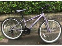 Ladies Apollo theia urban hybrid bike, Like New