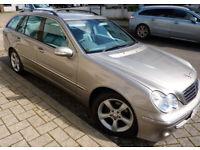 Mercedes-Benz, C CLASS, Estate, 2007, C220 CDI Avantgarde SE 5d 148 BHP