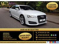 Midland Chauffeurs Car Hire for Weddings, Reception, Airport Transfer, Audi, Mercedes, Bentley