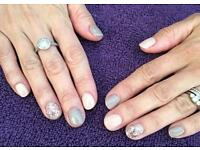 Shellac , mani&pedi, nail extensions , Lashes, defined brows, tinting, waxing
