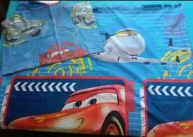 Boy's cars single bedding