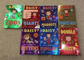 8 childrens DAISY books by Kes Gray