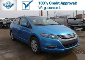 2010 Honda Insight LX Hybrid!! Excellent On Fuel!! Low Monthly P