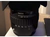 Tokina 11-16mm f2.8 ** Canon EF-S fit