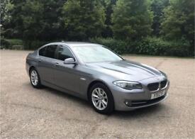 BMW 520d F10 6 speed manual