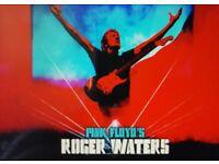 Roger Waters tickets x 3 Birmingham