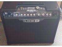 75 watt spider jam amp by line 6 *** REDUCED PRICE ***