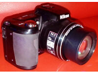nikon coolpix l110 camera for sale in liverpool