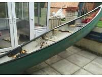 Ranger 14 canoe