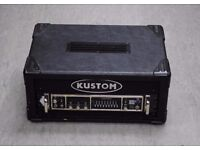 Kustom Groove 600HD Bass Head Amp £250