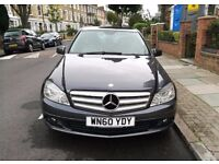 Mercedes (Mercedes-Benz) C200 *FULL LEATHER* 2010 (60) 2.2 CDI BlueEfficiency Executive SE 4dr