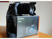 Sony RX10 ii + other photographic equipment