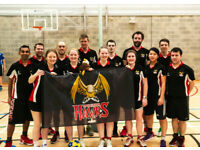 FREE korfball beginner session with Manchester Hawks!