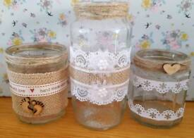 Pretty Little Jars for sale from £1!
