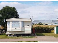 Martello Park Resorts Clacton 3 Bedroom (8 Berth) Caravan £300 + £75 Bond 29/8/16 - 02/09/16