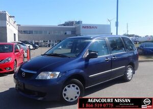 2002 Mazda MPV DX |AS-IS SUPERSAVER|