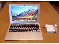 "Apple MacBook Air ""Core i5"" 1.4 GHz 11"", 4GB, 128GB SSD, HD 5000, 2014, A1465"