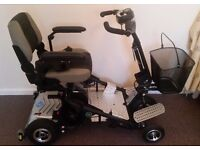 mobility/disabled QUINGO AIR 5 WHEELS AS NEW ,,,,,,,,,,,,,DOCKING