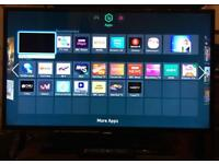 "Samsung 40"" LED SMART TV"