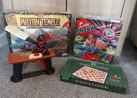 Game Bundle Ninja Slap Ultra Dash Snakes & Ladders