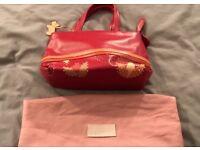 Radley Handbag genuine red leather