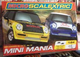 Micro Scalextric Mini Mania