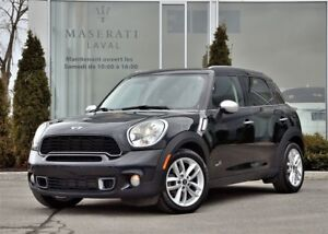 2012 MINI Cooper S Countryman AWD BALANCE OF CERTIFIED FACTORY W