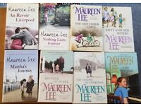 Maureen Lee book collection