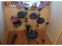 Electric drum kit