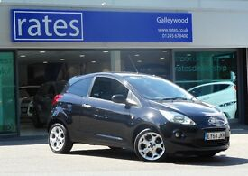 Ford Ka Titanium 1.2 Excellent first time drivers car. Excellent condition finance available @ 5.9%