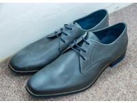 BRAND NEW Jones Kenilworth grey leather UK size 9 men's shoes